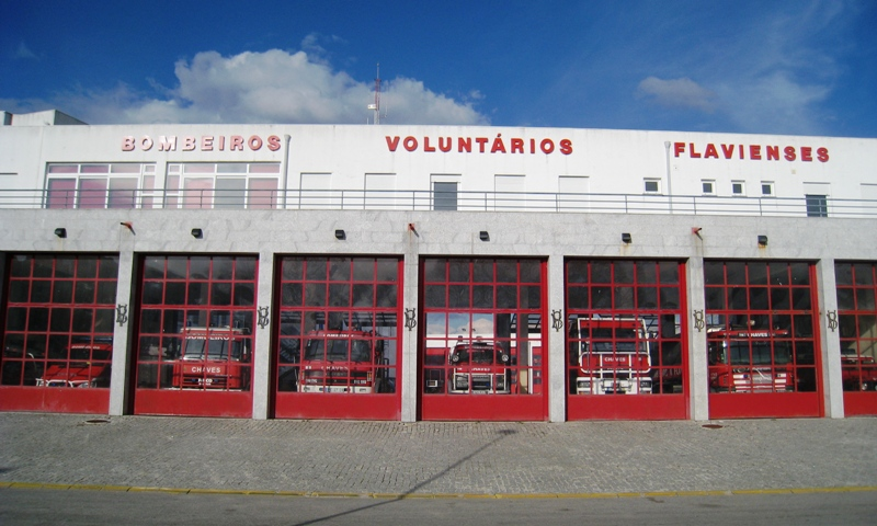 Bombeiros Voluntários Flavienses